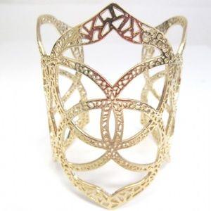 NWOT Kendra Scott Roni Cuff Bracelet